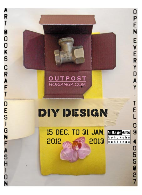 DIY Design - presented by Outpost Hokianga