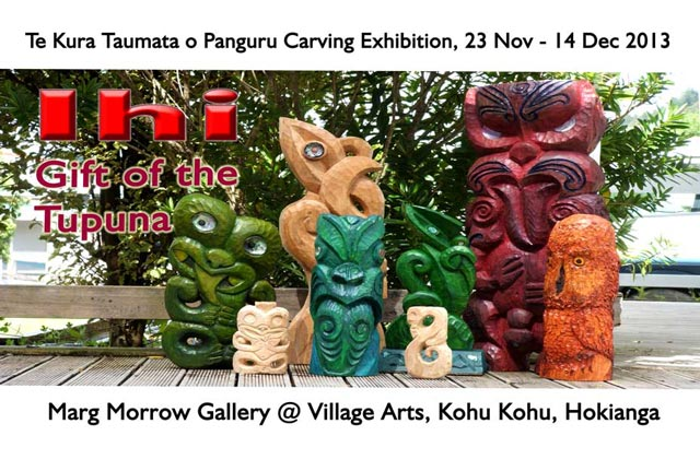 Ihi - Gift of the Tupuna - Village Arts